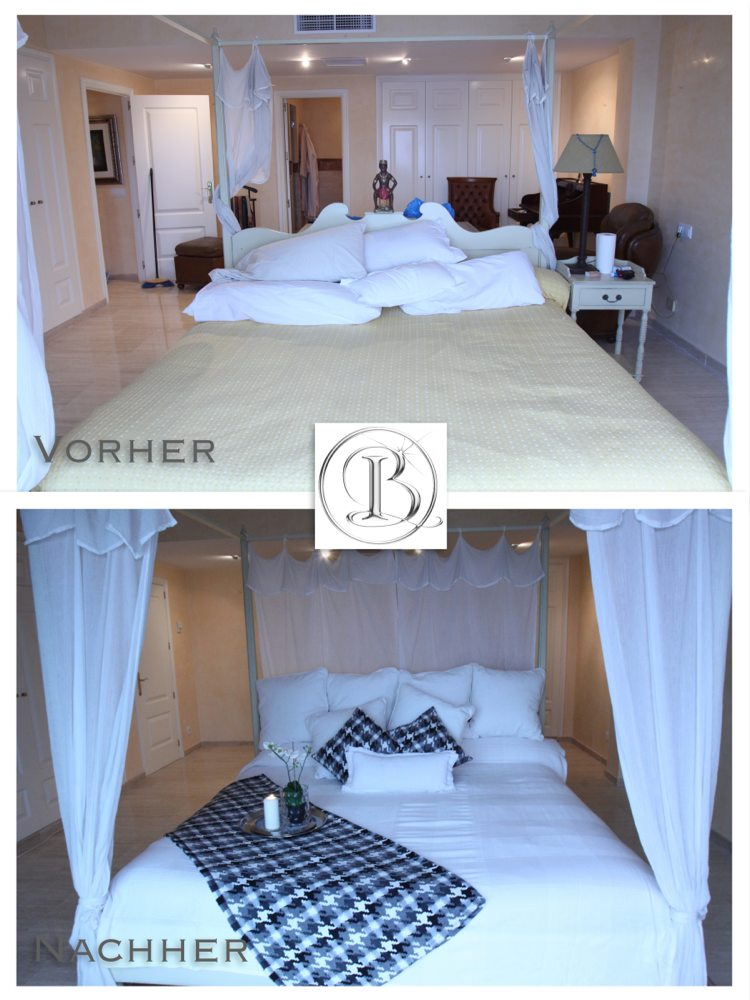 Schlafzimmer Frontal